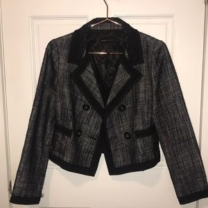 BCBG Tweed Jacket